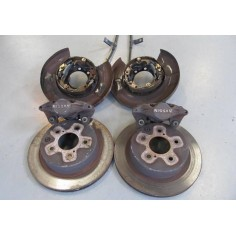 R33 2 POT REAR BRAKE CONVERSION