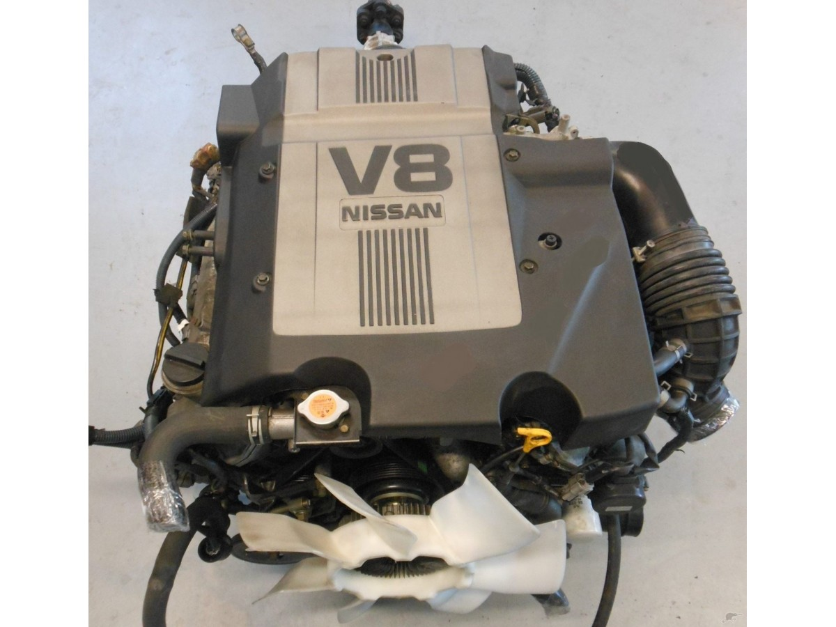 VH41 V8 QUAD CAM NISSAN ENGINE PACKAGE