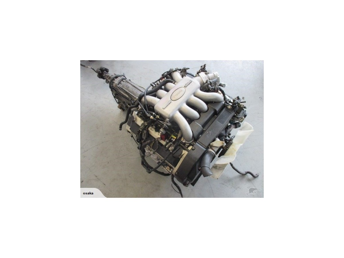 VH45 V8 QUAD CAM NISSAN ENGINE PACKAGE